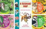 Лучшие книги серии «Я познаю мир»