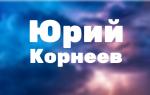 Книги Юрия Корнеева