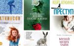 Лучшие книги Кейт Аткинсон по порядку