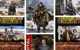 Владимир Стрельников: все книги по порядку