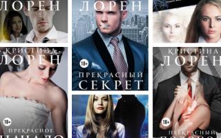 Лучшие романы Кристины Лорен