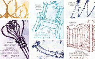 Все книги Эрин Уатт