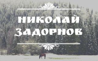Писатель Николай Задорнов и его произведения: что написал автор