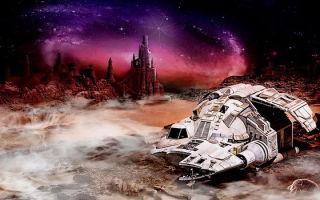 Книги фантастика про космос (лучшие): список