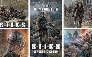 S-T-I-K-S: все книги серии (вся вселенная)