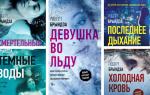Роберт Брындза: книги по порядку про Эрику Фостер