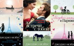 Лучшие книги Джоджо Мойес: все романы по порядку