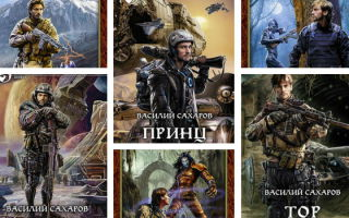 Василий Сахаров: все книги по сериям