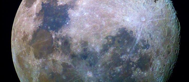 Луна: искусственный ковчег для суперземлян