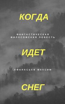 Максим Викторович Афанасьев. Когда идет снег. Бесконечный ночной кошмар