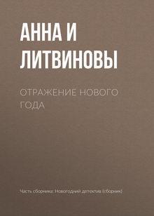 книга Отражение Нового года