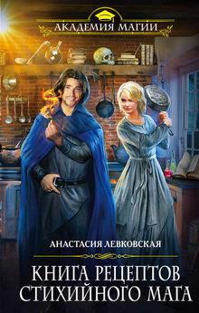 роман Книга рецептов стихийного мага